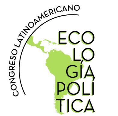 Logo del Primer Congreso Latinoamericáno de Ecología Política. Fuente: http://congresoecologiapolitica.uchilefau.cl