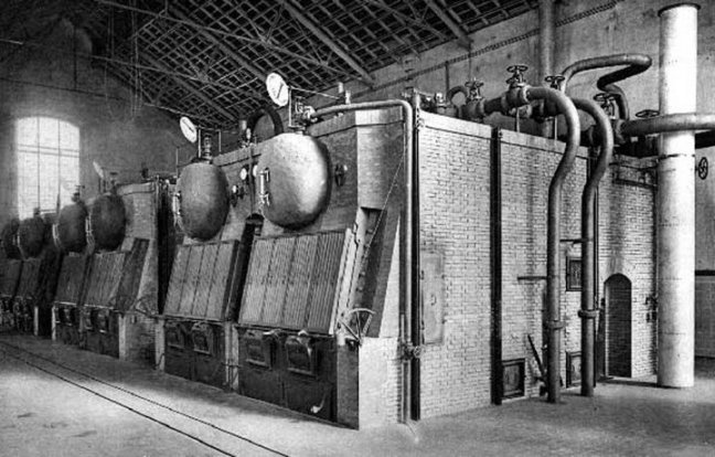Cornellà Pumping Station. Source: ATAB.