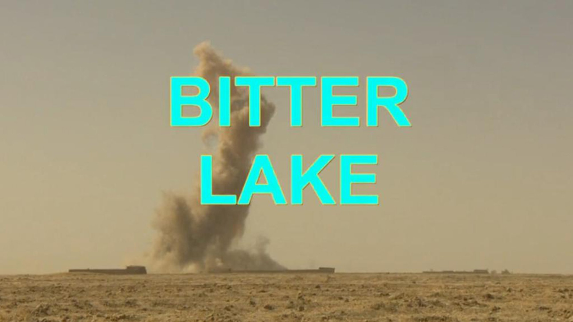 Bitter Lake and Waves of a Fever: Adam Curtis on chaos, complexity and  crisis – Undisciplined Environments