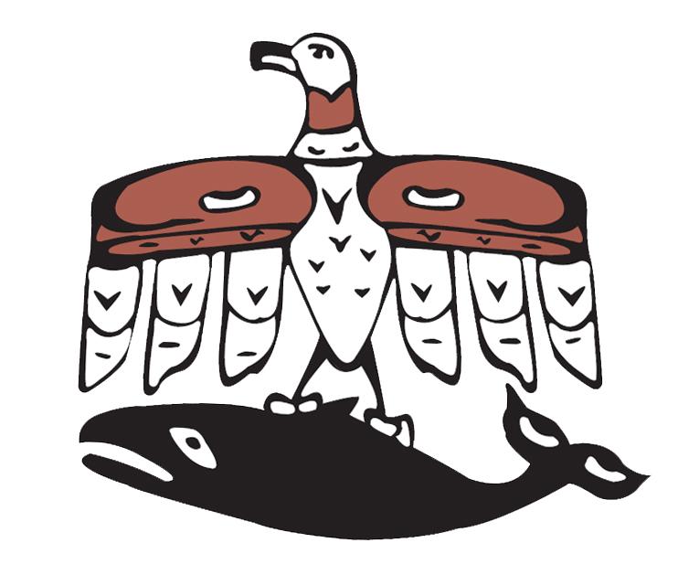 Tribal Thunderbird Symbol