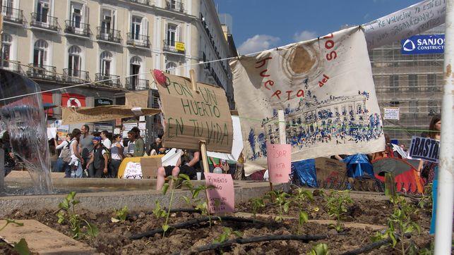 Huertos urbanos. Fuente:  eldiario.es