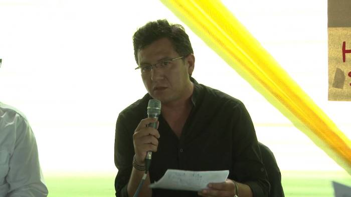 Marco Gandarillas, Executive Director of CEDIB. Source: Google