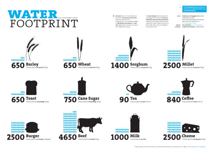 water-footprint