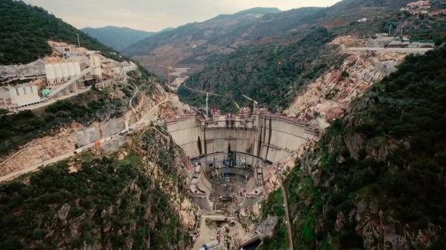 Foz Tua Dam, Portugal. Source: youtube.com