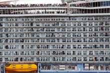 "Crucero ""Harmony of the Seas"", barco más grande del mundo. MS ""Harmony of the Seas"" cruise ship, world's largest passenger ship. Source: straitstimes.com"