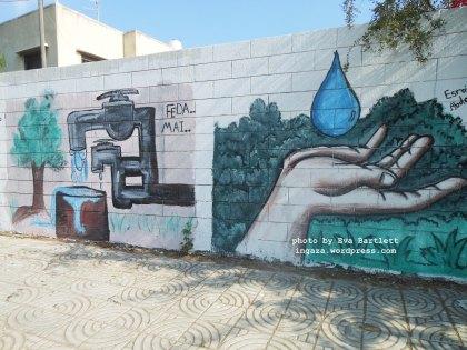 Palestine water im. 2