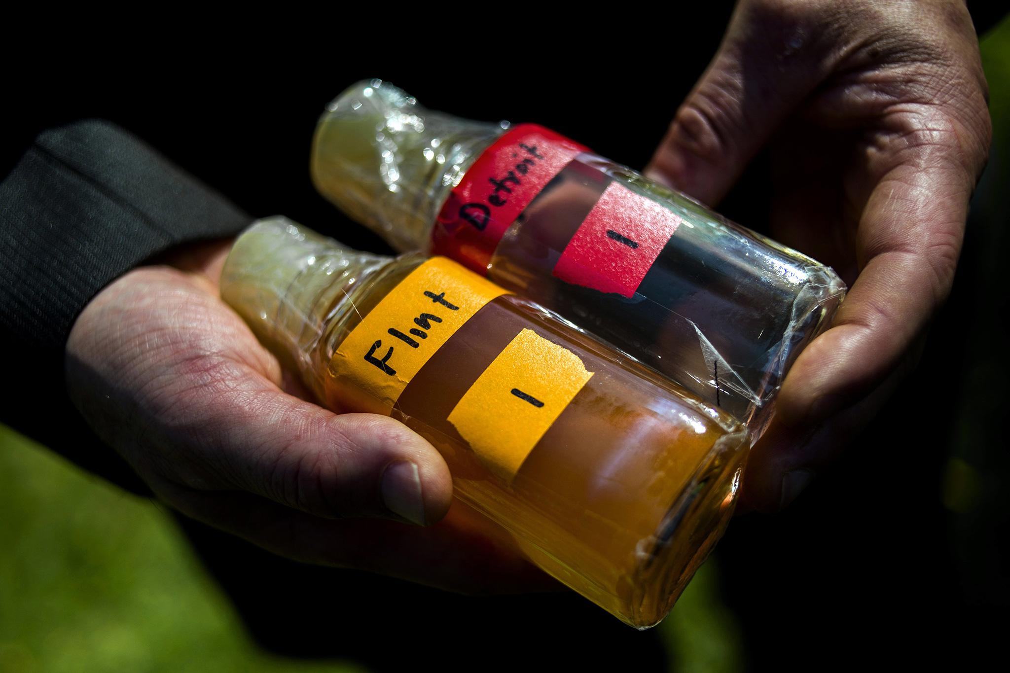 Flint water 011