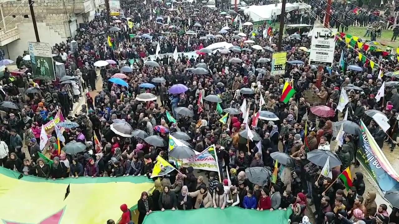 Demo_in_Afrin_19_Jan_2018