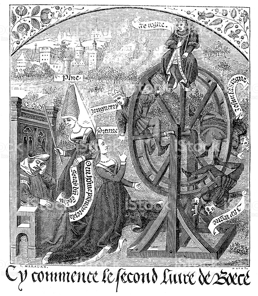 the-wheel-of-fortune-illustration-id465521449