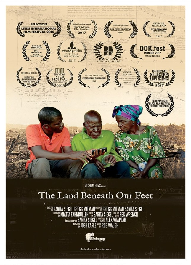 The-Land-Beneath-Our-Feet poster