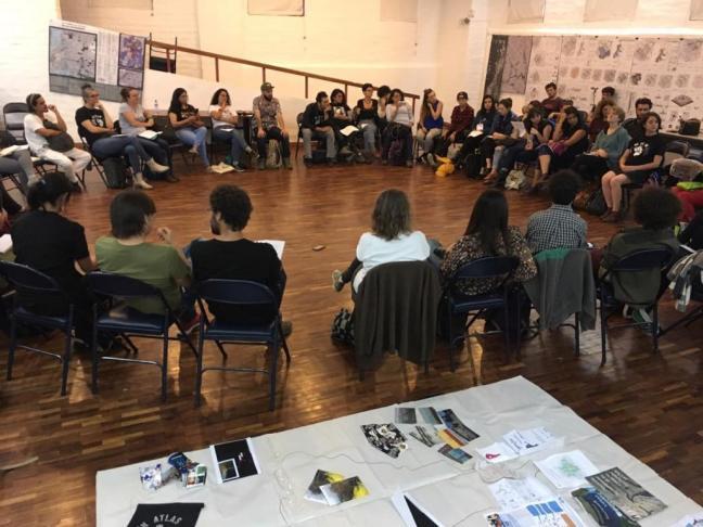 Encuentro geógrafos críticos LA 4